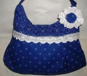 kékfestő táska